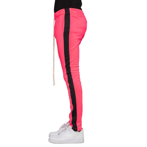 Techno Track Pants (N.Pink/Blk) / C7