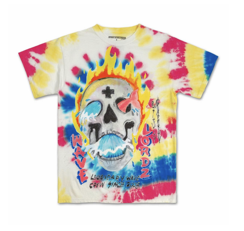 WaveLordz Skull Tee (Multi)
