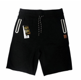 YE Color Block Shorts (Black) / C7