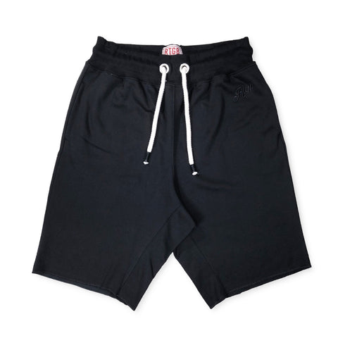 Jumbo Rope Shorts (Black) / C1
