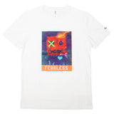 Fearless Tee (White ) /D10