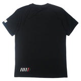 Up All Night Tee ( Black) /D7