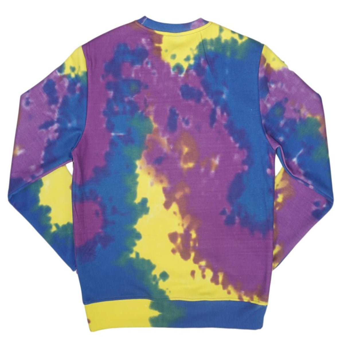 Fire Skull Crewneck (Purple)/D2