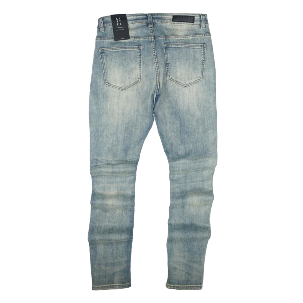 Arias Jeans (Light Denim)/C5