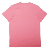 Sheffield Foil Tee (Neon Flamingo) /D10