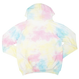 Blue Chee$e French Terry Tie Dye Hoodie (Pink/Yllw/Blu) /D18