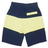 RPC Color Block Shorts (Navy/Neon) /MD2