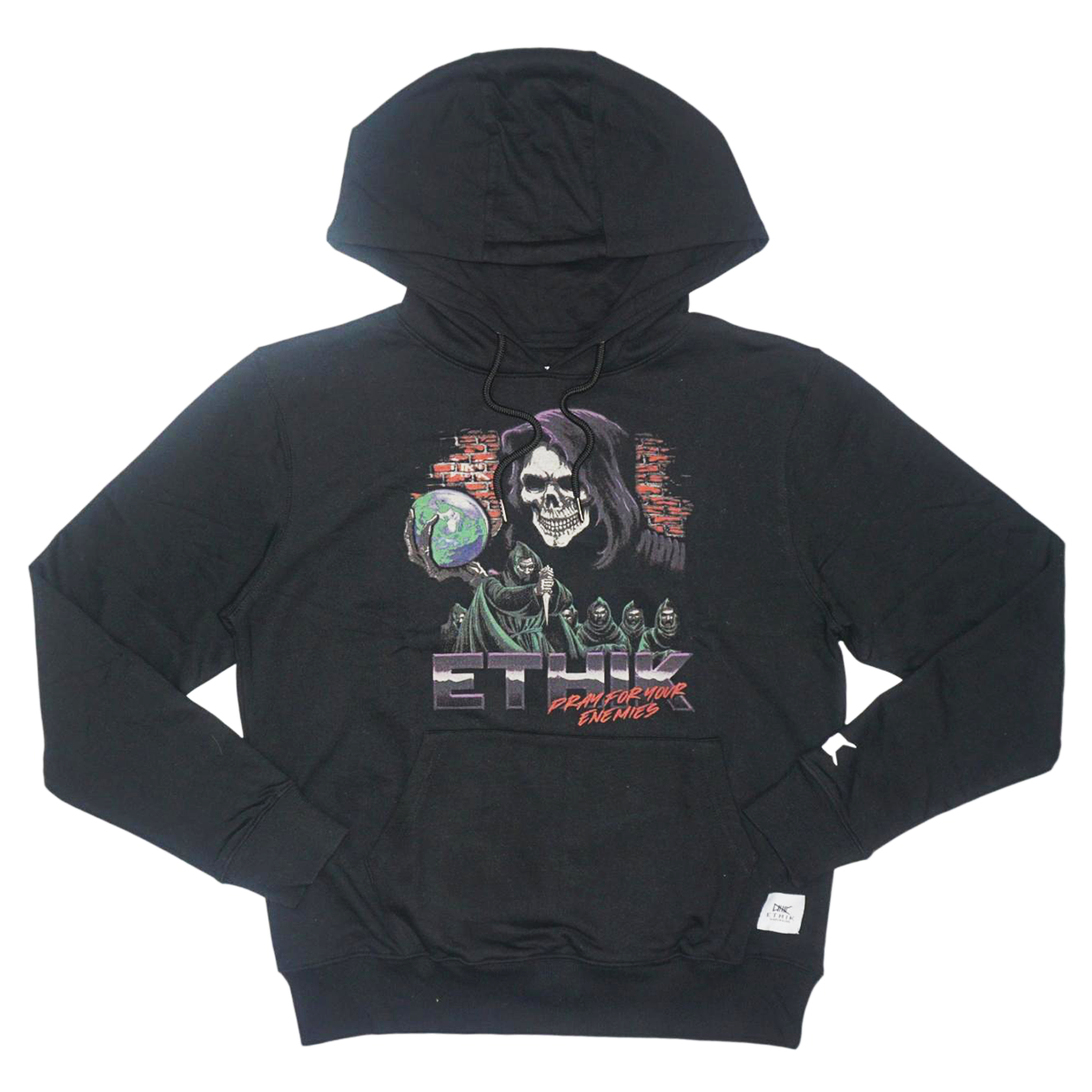 World Domination Hoodie (Black) /D14