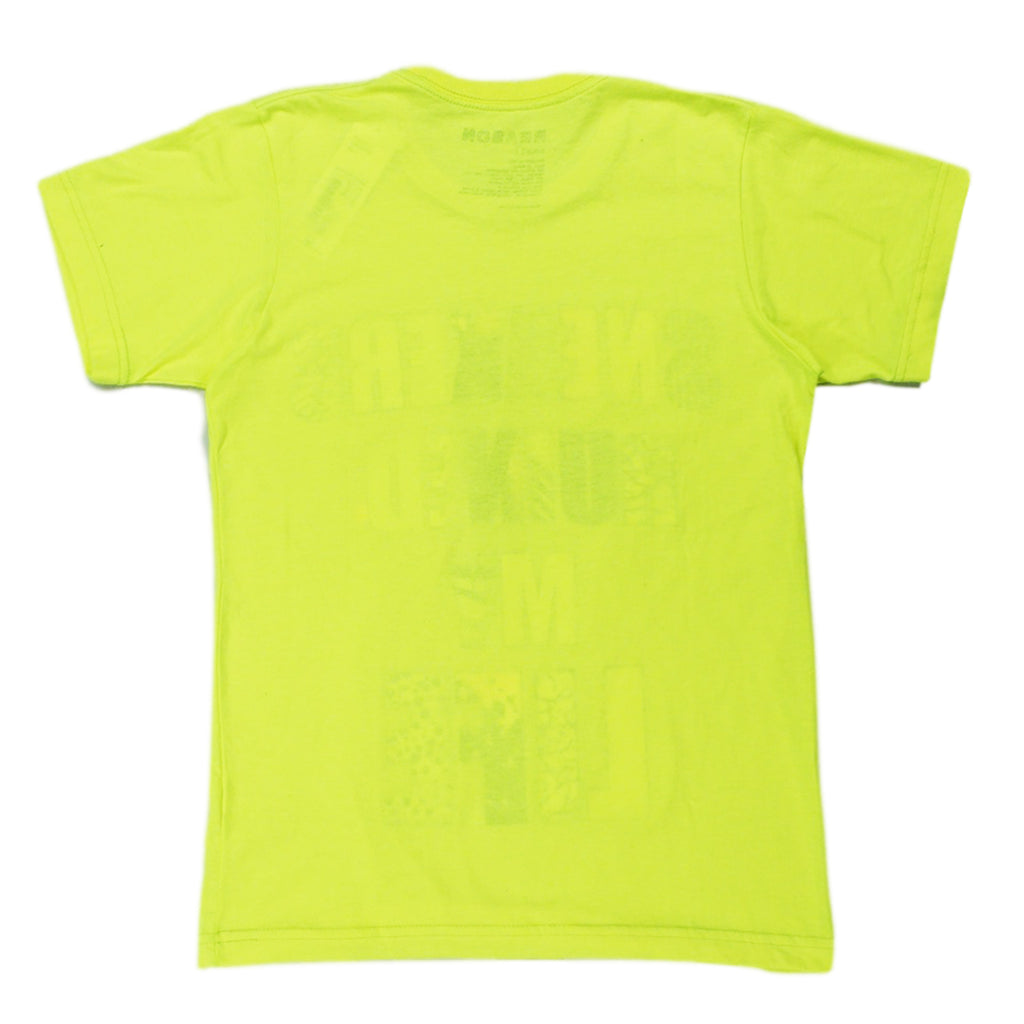 Sneakers Life Tee (Green) /D4