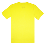 Digital Sun Tee ( Yellow ) / D2