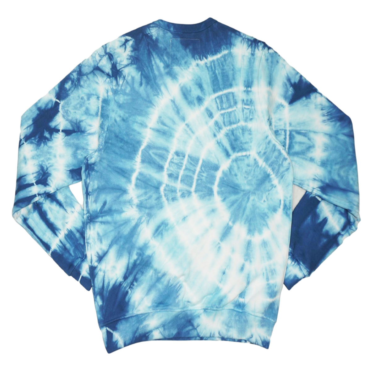 Passion Breed Success Tie-Dye Crew (Blue) /D5
