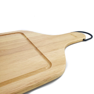 BRISSCOES - Wood Paddle Board with Handle