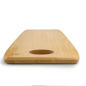 BRISSCOES - BEECH Wood Cutting Board with Handle