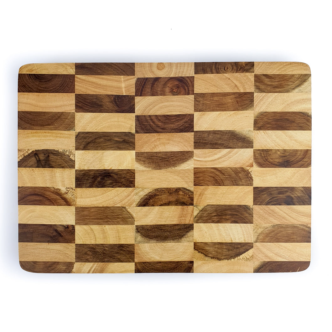 BRISSCOES - ZEN Wood Chopping Board Thick