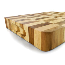 Load image into Gallery viewer, BRISSCOES - ZEN Wood Chopping Board Thick