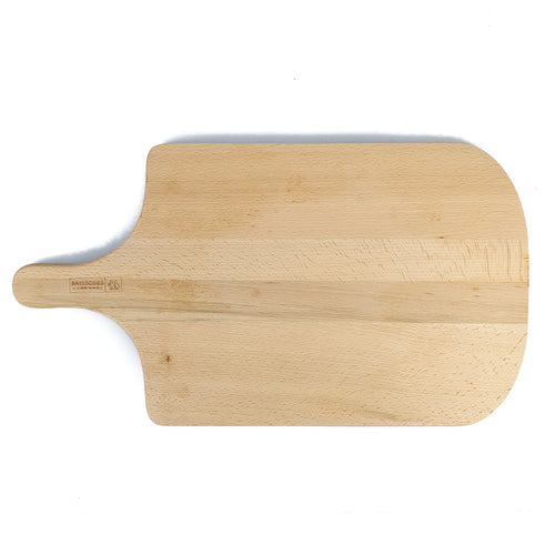BRISSCOES - Beach Wood Paddle Board / Cutting Board