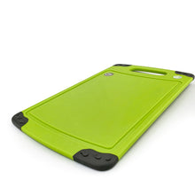Load image into Gallery viewer, BRISSCOES - Anti Bacterial PP Cutting Board with Silicone Stopper (Medium)