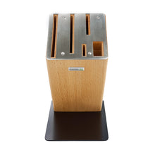Load image into Gallery viewer, BRISSCOES - LUXOR Beech Wood Knife Block