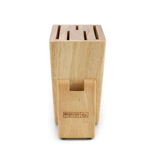 BRISSCOES - Wooden Knife Block