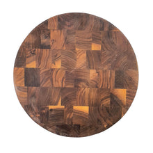 Load image into Gallery viewer, BRISSCOES - Wood Butcher Board Walnut Wood