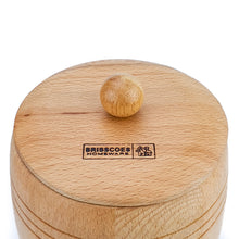 Load image into Gallery viewer, BRISSCOES - BEECH Wooden Canister