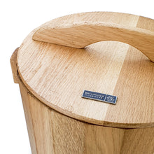 Load image into Gallery viewer, BRISSCOES - Wooden Rice Bucket 10kg