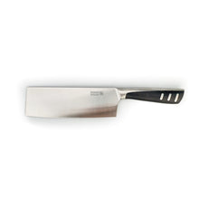 "Load image into Gallery viewer, BRISSCOES - Pro-Forged Narrow Blade Cleaver 6"" German Stainless Steel"