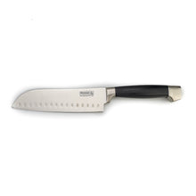 "Load image into Gallery viewer, BRISSCOES - Pro Forged Santoku 7"" Japan Stainless Steel"