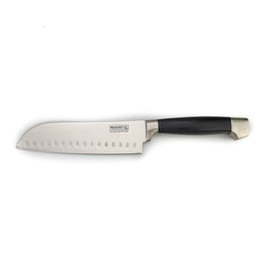 "BRISSCOES - Pro Forged Santoku 7"" Japan Stainless Steel"