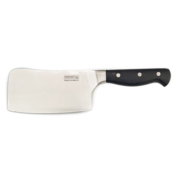 BRISSCOES - PRO-FORGED Cleaver 6