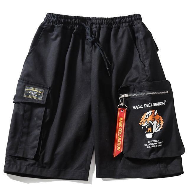 """MAGIC DECLARATION"" CARGO SHORTS"