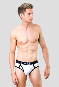 bask menswear white briefs 3