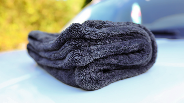 Ultra Thick Twisted Drying Towel