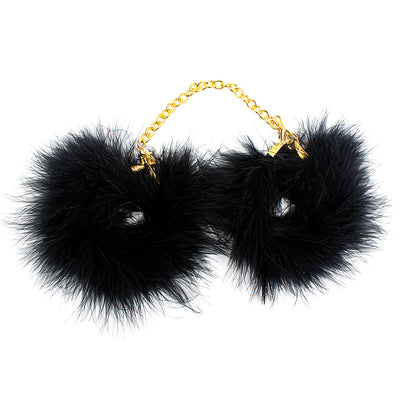 Luxury Feather Cuffs
