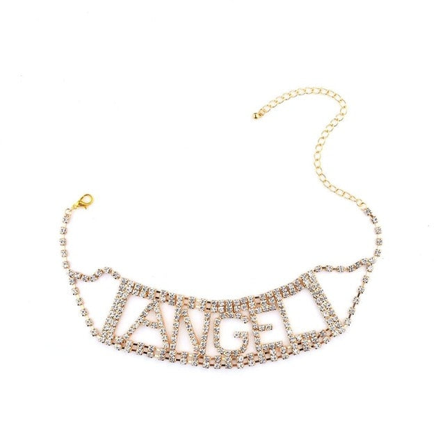 Angel in Disguise Necklace