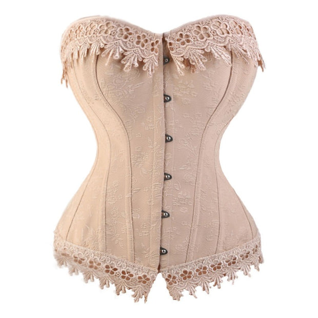 Fit To Be Tied Luxe Corset