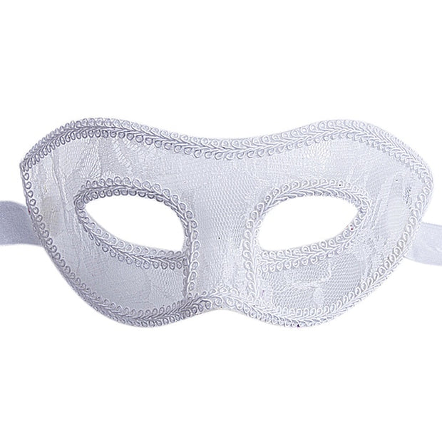 Lace Eye Mask For Masquerade Halloween