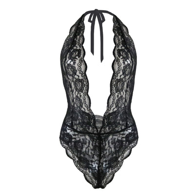 Love Me Deeply Lace Bodysuit