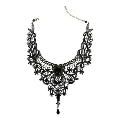 Collier Femme Chocker Statement Necklace