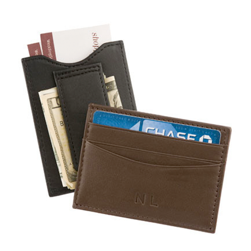 Personalized Wallets and Money Clips