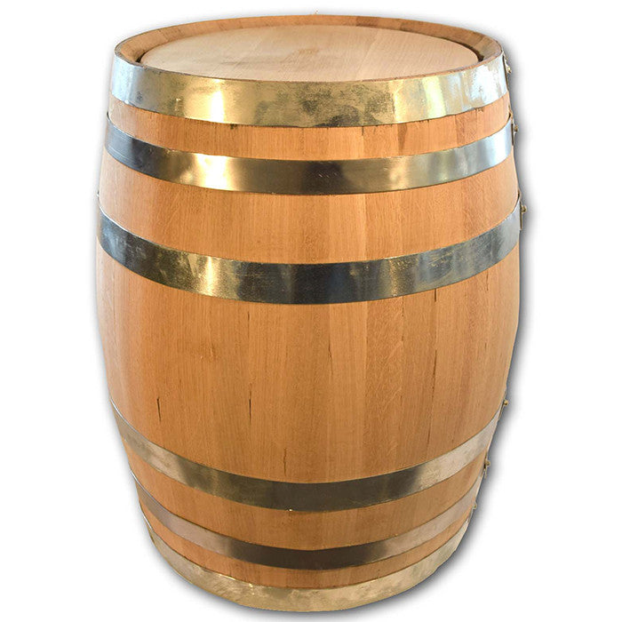 10 Gallon American White Oak Barrel - Personalized Gifts for Men - GUYVILLE