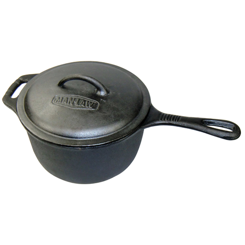 Cast Iron Pot - Personalized Gifts for Men - GUYVILLE