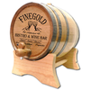 Cheers! Wine Bar Personalized Oak Barrel
