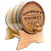 Distillery Design Personalized Whiskey Barrel - Personalized Gifts for Men - GUYVILLE