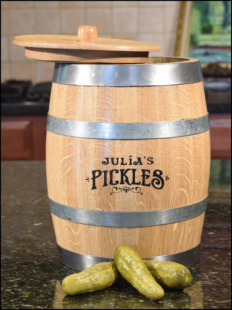 The Amazing Pickle Barrel™ - Personalized