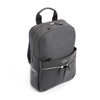 Royce Leather Genuine Leather Power Bank Charging Laptop Backpack