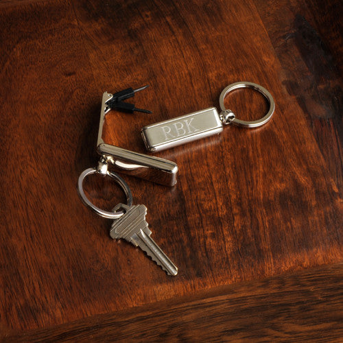 Engraved Fix It Key Chain