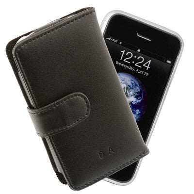 Leather iTouch Case with Personalization - Personalized Gifts for Men - GUYVILLE