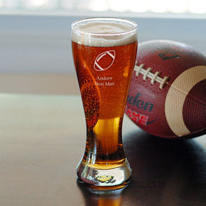 Personalized Pilsner - Sports