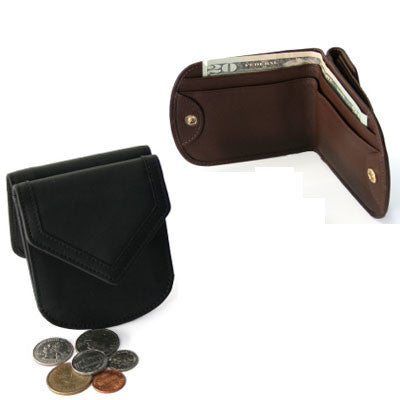 Personalized  City Wallet in Nappa  Leather